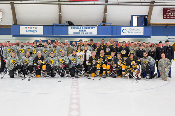 Boston Bruins Alumni Fundraiser